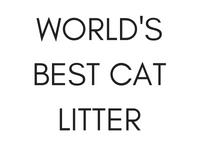 Natures Edge Sponsors- World's Best Cat Litter